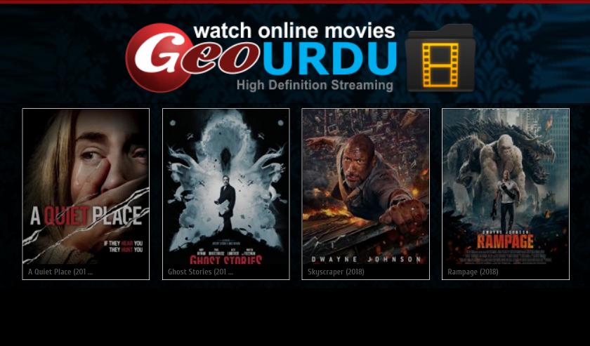 Geo urdu movie