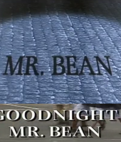 good night mr bean