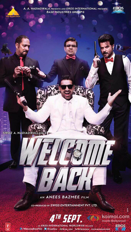 welcome back full movie watch online free