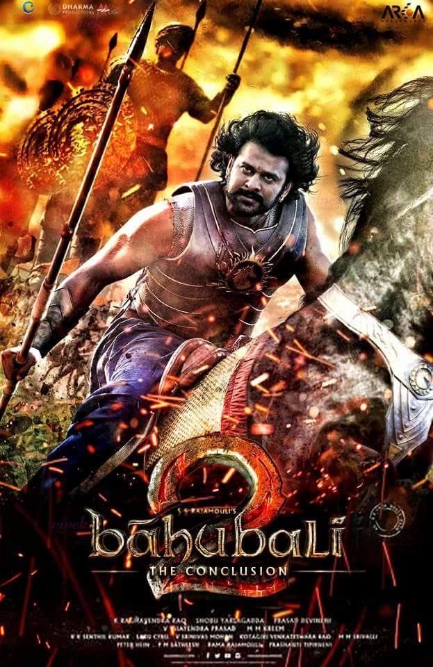 Bahubali 2 Collection: 'Baahubali 2: The Conclusion' box-office ...
