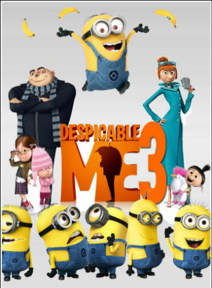Despicable Me 3 2017 Watch Full Hd Streaming Movie Online Free