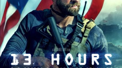 13 Hours The Secret Soldiers of Benghazi (2016)