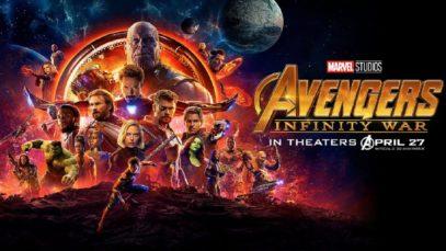 Avengers Infinity War (2018)
