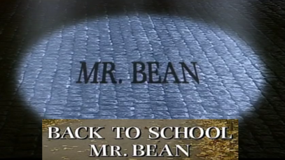Back To School Mr Bean-3