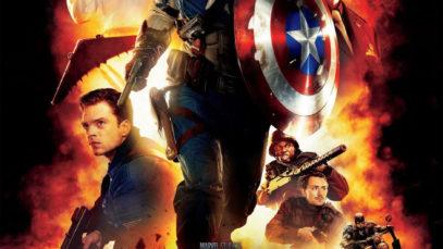 Captain America The First Avenger (2011)