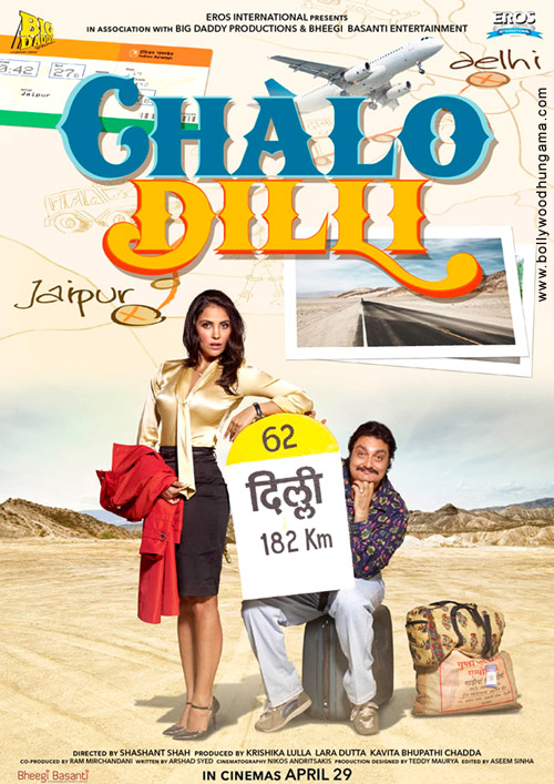 Chalo Dilli (2011) - watch full hd streaming movie online free