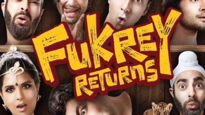 Fukrey Returns (2017)