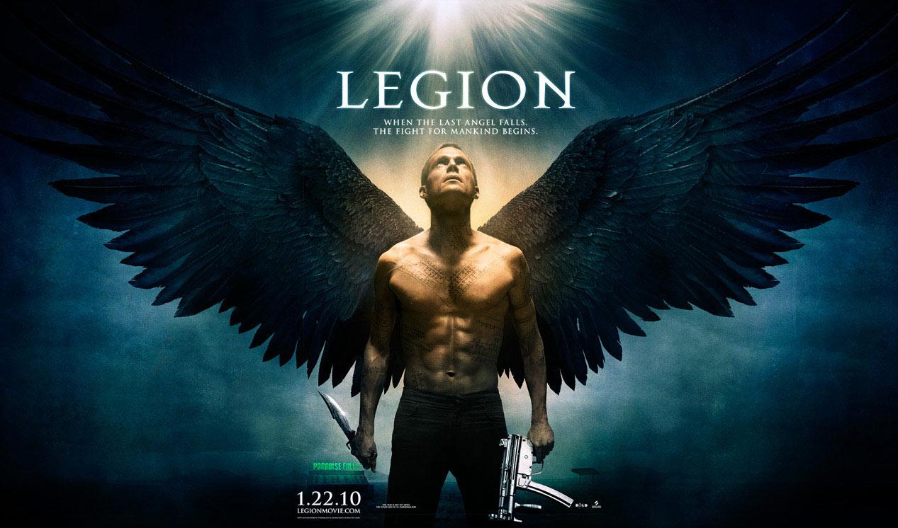 Legion 2010 Stream
