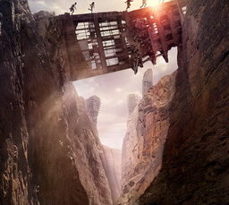 Maze Runner The Scorch Trials (2015)