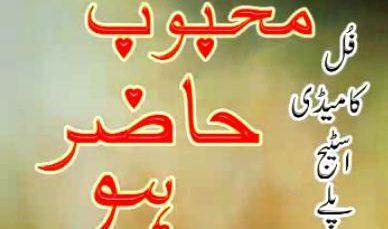 Mehboob Hazar Ho