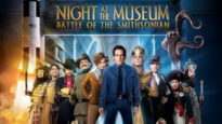 Night at the Museum Battle of the Smithsonian (2009)