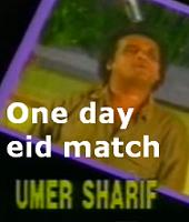 One day eid match