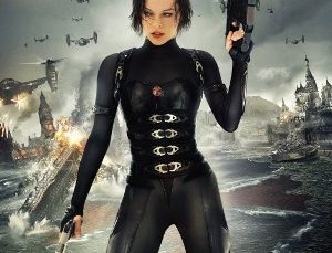 Resident Evil Retribution (2012)