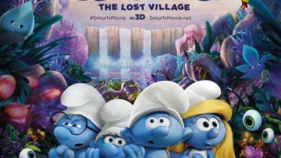 Smurfs The Lost Village (2017)