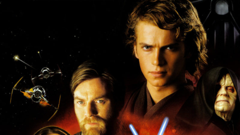 Revenge Of The Sith Cast