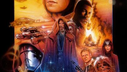 Star Wars The Force Awakens (2015)
