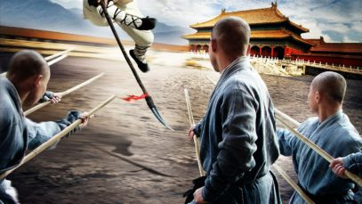 The Last Kung Fu Monk (2010)
