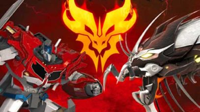 Transformers Prime Beast Hunters Predacons Rising (2013)