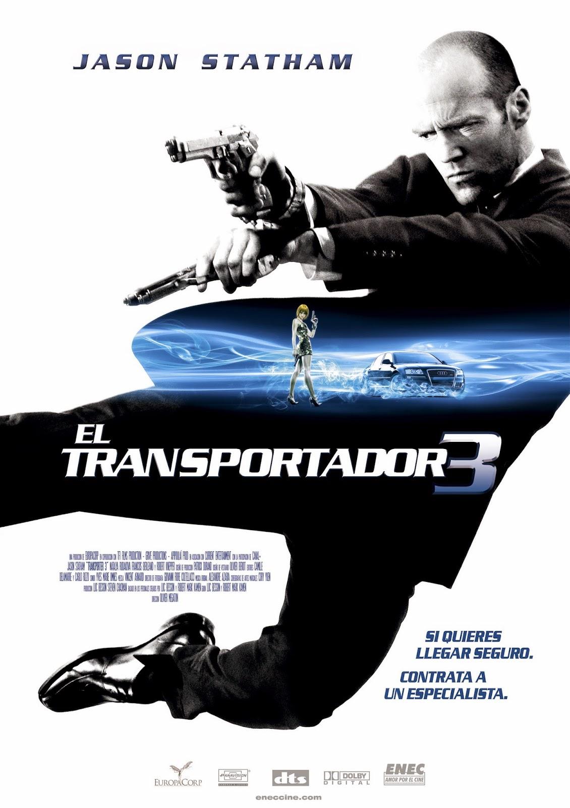 Transporter 3 Stream