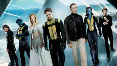 X-Men First Class (2011)
