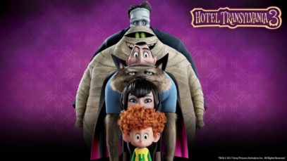 Hotel Transylvania 3 (2018)