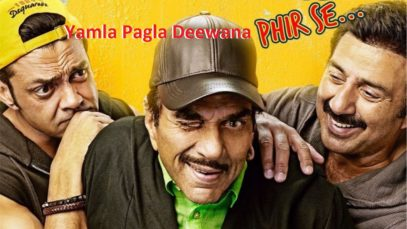 Yamla Pagla Deewana Phir Se (2018)