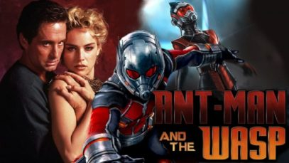 Ant Man and the Wasp (2018)