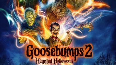 Goosebumps 2 Haunted Halloween (2018)