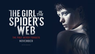 The Girl in the Spiders Web (2018)