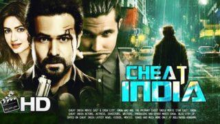 Why Cheat India (2019)