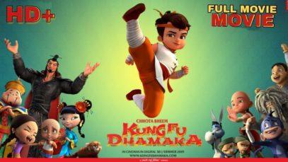 Chhota Bheem Kung Fu Dhamaka (2019)