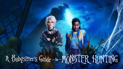 A Babysitters Guide to Monster Hunting (2020)